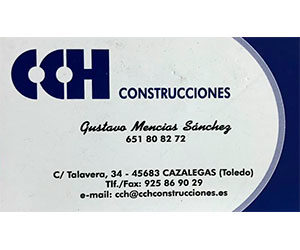CCH Construcciones - Escalona Running
