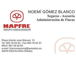 Noemí Gómez - Patrocinador Escalona Running 2017